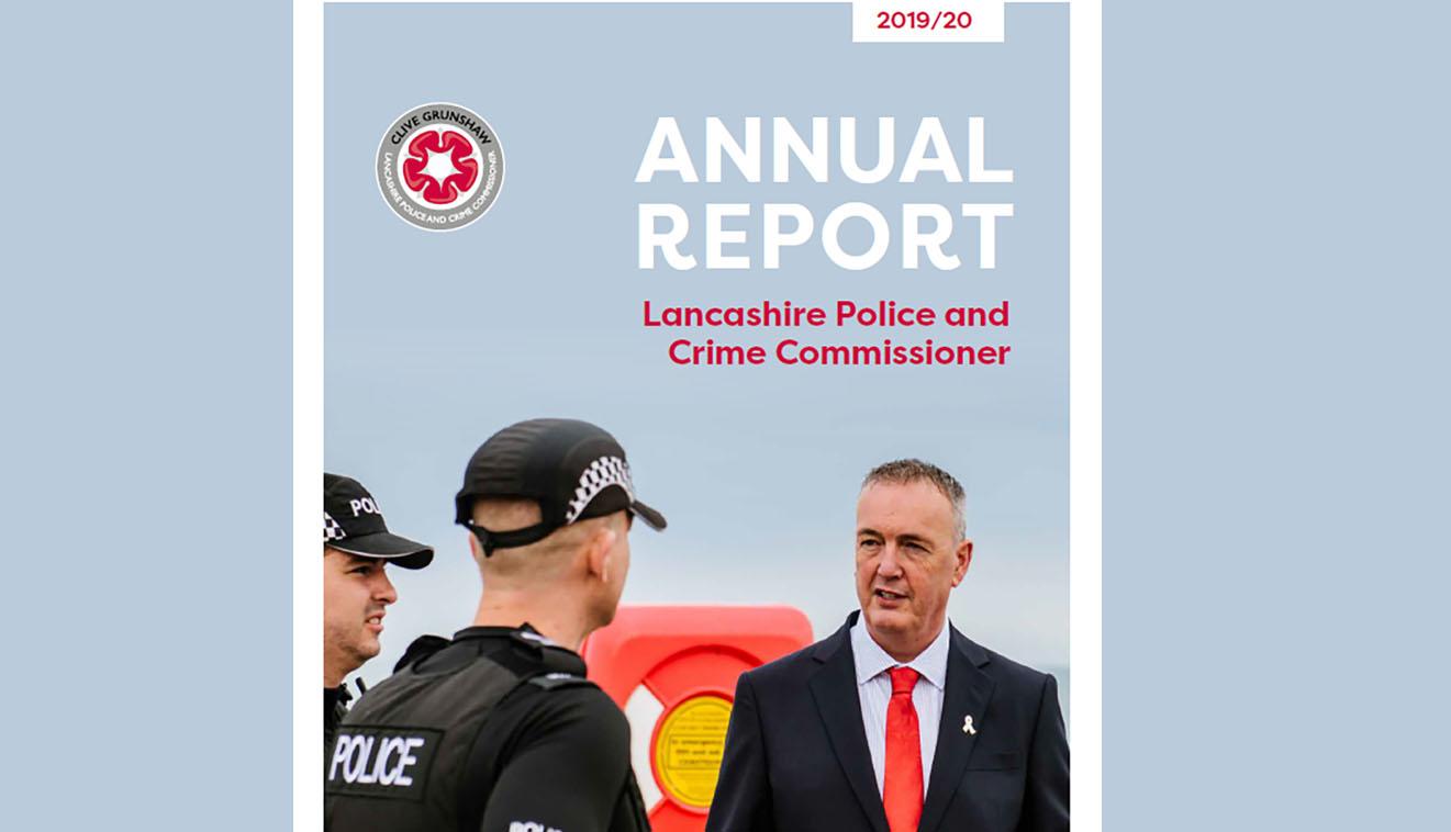 annual report 2019/20 cover