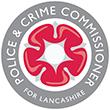Lancashire Police Crime Commissioner logo small
